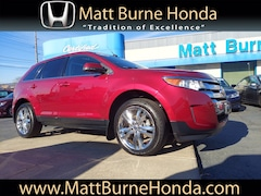 Used vehicles 2013 Ford Edge Limited SUV 2FMDK4KC1DBB81216 for sale near you in Scranton, PA