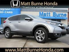 Certified pre-owned Honda vehicles 2018 Honda CR-V EX-L SUV for sale near you in Scranton, PA