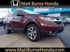 Used vehicles 2018 Honda CR-V EX SUV 2HKRW2H58JH604241 for sale near you in Scranton, PA