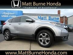 Used vehicles 2017 Honda CR-V EX-L SUV 5J6RW2H82HL033937 for sale near you in Scranton, PA