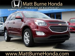 Used vehicles 2016 Chevrolet Equinox LT SUV for sale near you in Scranton, PA