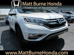 Used vehicles 2016 Honda CR-V EX-L SUV for sale near you in Scranton, PA