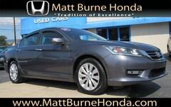 Used vehicles 2013 Honda Accord EX-L Sedan for sale near you in Scranton, PA
