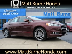 Used vehicles 2016 Ford Fusion Titanium Sedan for sale near you in Scranton, PA