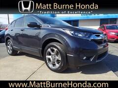 Used vehicles 2018 Honda CR-V EX-L SUV 7FARW2H83JE031245 for sale near you in Scranton, PA