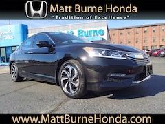 Used vehicles 2017 Honda Accord EX Sedan 1HGCR2F71HA300494 for sale near you in Scranton, PA