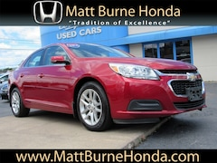 Used vehicles 2014 Chevrolet Malibu LT Sedan for sale near you in Scranton, PA