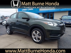 Certified pre-owned Honda vehicles 2018 Honda HR-V LX SUV for sale near you in Scranton, PA