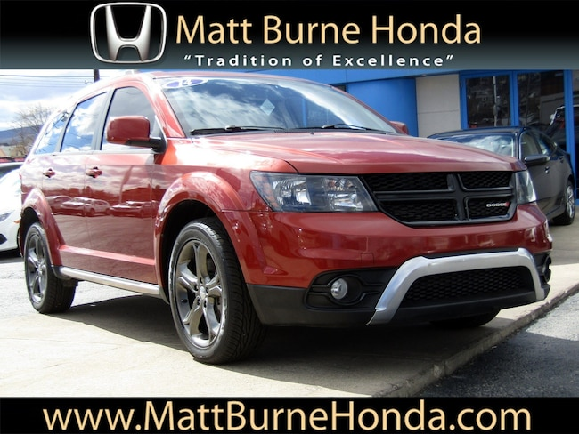 Used vehicle 2014 Dodge Journey Crossroad SUV for sale near you in Scranton, PA