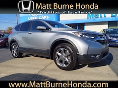 Used vehicles 2018 Honda CR-V EX SUV 2HKRW2H55JH612250 for sale near you in Scranton, PA
