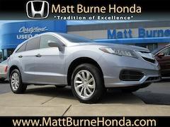 Used vehicles 2016 Acura RDX Tech Pkg SUV for sale near you in Scranton, PA