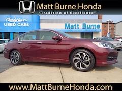 Used vehicles 2017 Honda Accord EX Sedan 1HGCR2F77HA307899 for sale near you in Scranton, PA