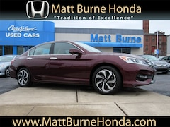 Certified pre-owned Honda vehicles 2017 Honda Accord EX Sedan for sale near you in Scranton, PA