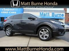 Certified pre-owned Honda vehicles 2017 Honda CR-V EX-L SUV for sale near you in Scranton, PA