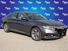 New Honda vehicles 2020 Honda Accord EX 1.5T Sedan 1HGCV1F44LA041830 for sale near you in Scranton, PA