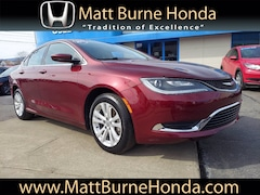 Used vehicles 2015 Chrysler 200 Limited Sedan 1C3CCCAB0FN735406 for sale near you in Scranton, PA