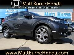 Used vehicles 2017 Honda CR-V EX-L SUV 2HKRW2H88HH609542 for sale near you in Scranton, PA
