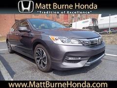 Used vehicles 2016 Honda Accord EX-L Sedan 1HGCR2F84GA062101 for sale near you in Scranton, PA