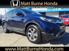 Used vehicles 2018 Honda CR-V EX-L SUV 7FARW2H84JE023719 for sale near you in Scranton, PA