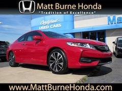 Used vehicles 2017 Honda Accord EX-L Coupe 1HGCT1B82HA003387 for sale near you in Scranton, PA
