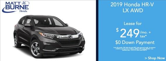 2018 Honda Pilot, CR-V And HR-V Could Get Hybrid Versions >> New Honda Used Car Dealership At Matt Burne Honda