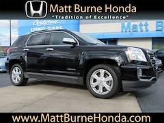Used vehicles 2016 GMC Terrain SLT SUV 2GKFLUE31G6319196 for sale near you in Scranton, PA