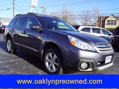 2014 Subaru Outback 2.5i Limited (CVT) SUV