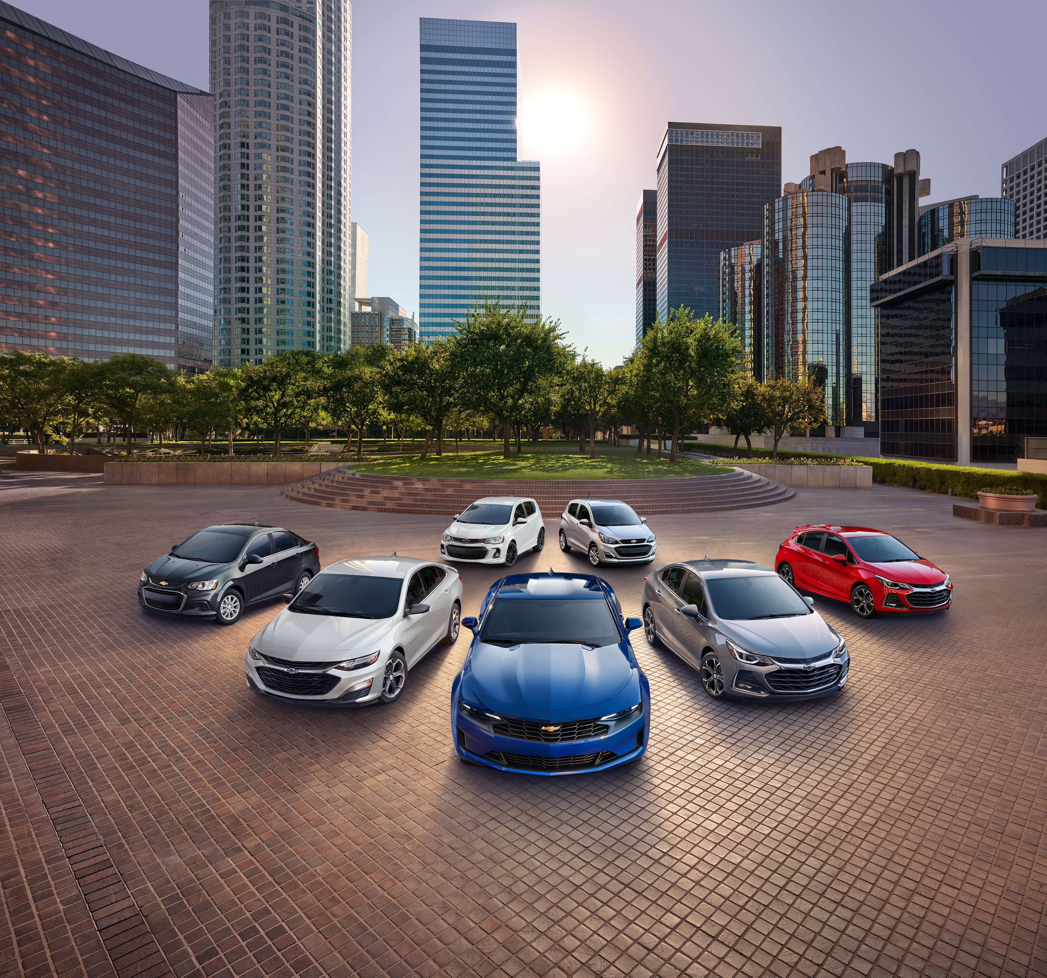 new chevy car lineup