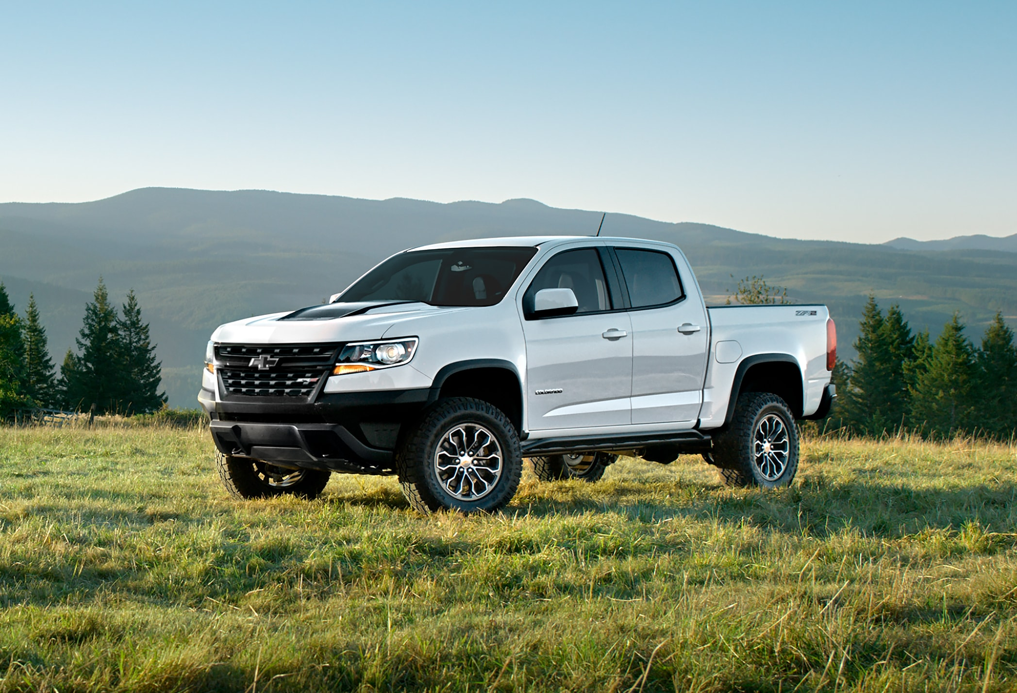 new chevy colorado