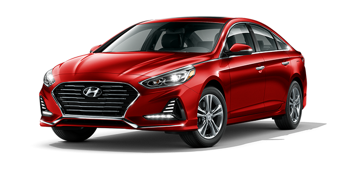 New  2018 Hyundai Sonata SE at Burns Hyundai