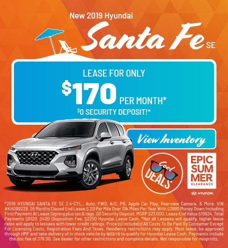 2019- Santa Fe - August