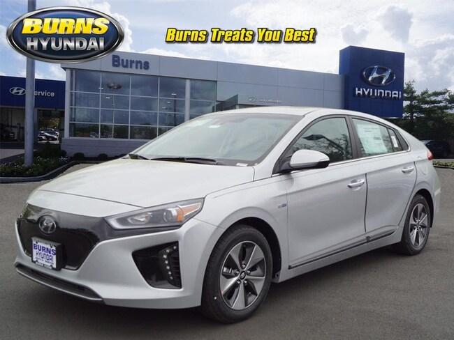 2019 Hyundai Ioniq EV Limited Hatchback