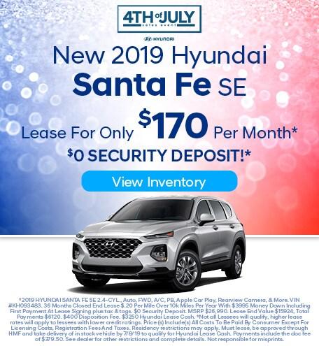 2019 - Santa Fe - June