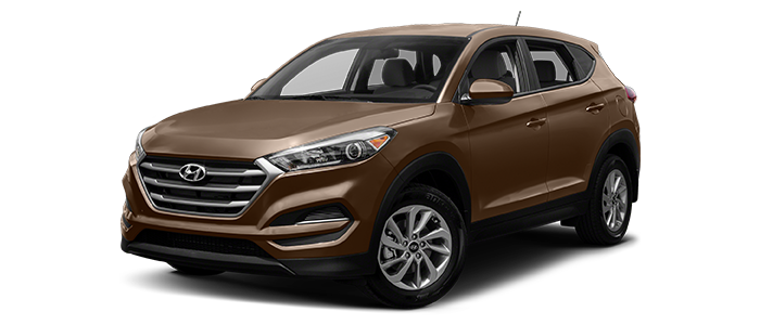 New  2018 Hyundai Tuscon SE at Burns Hyundai