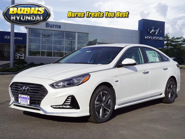 2019 Hyundai Sonata Plug-In Hybrid Limited Sedan