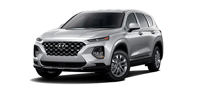 New  2019 Hyundai Santa Fe SE at Burns Hyundai