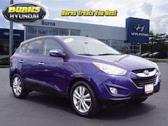 2013 Hyundai Tucson Limited w/PZEV AWD SUV