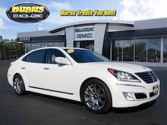 2012 Hyundai Equus Sedan