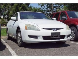 2005 Honda Accord 3.0 EX w/Auto/Leather/XM Coupe
