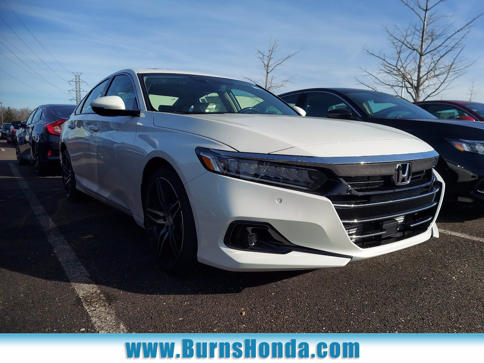 New 2021 Honda Accord For Sale At Burns Honda Vin 1hgcv2f92ma006853