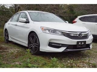 2017 Honda Accord Sport w/Honda Sensing Sedan