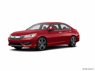 2017 Honda Accord Sport SE Sedan
