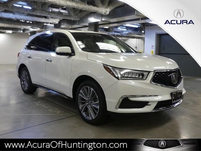 2017 Acura MDX w/Technology Pkg SH-AWD w/Technology Pkg