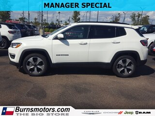 2020 Jeep Compass LATITUDE FWD Sport Utility
