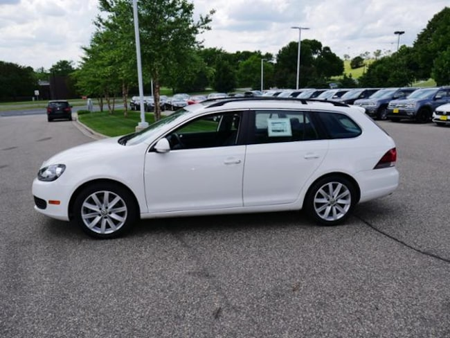 Used 2013 Volkswagen Jetta Sportwagen For Sale at Luther