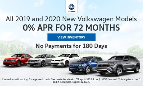 All 2019 and 2020 New Volkswagen Models
