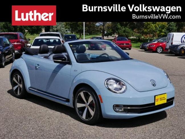 2012 Volkswagen Beetle Convertible Convertible