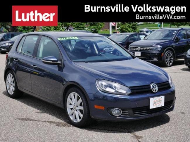 Used 2011 Volkswagen Golf For Sale at Burnsville Volkswagen