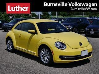 2013 Volkswagen Beetle Coupe 2.0L TDI Hatchback