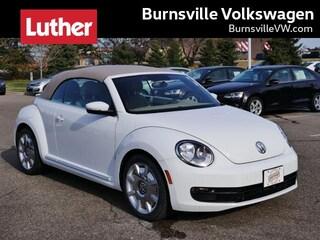 2015 Volkswagen Beetle Convertible 1.8T w/Sound/Nav Convertible